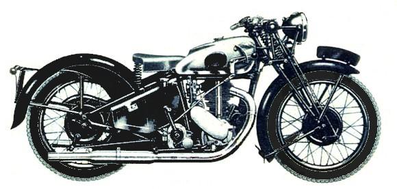 1932 Flying Fox 350 cc