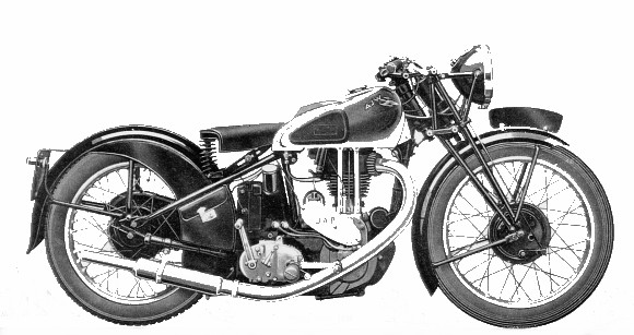1935 Flying Vixen