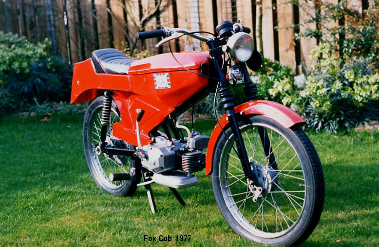 1977 Fox Cub
