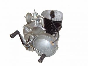 J.A.P. 125cc Two-stroke