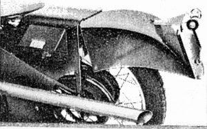 Vixen 1933 rear