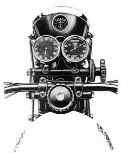 Vixen Speedo 1932