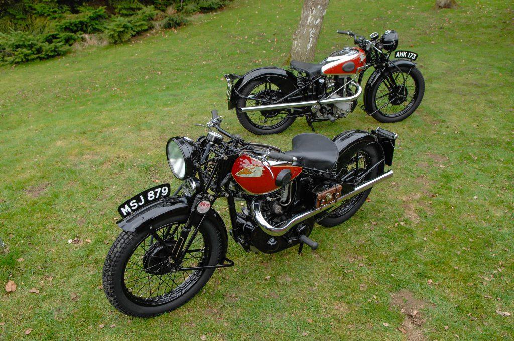 1933 Fleet Foxes Motorcycles