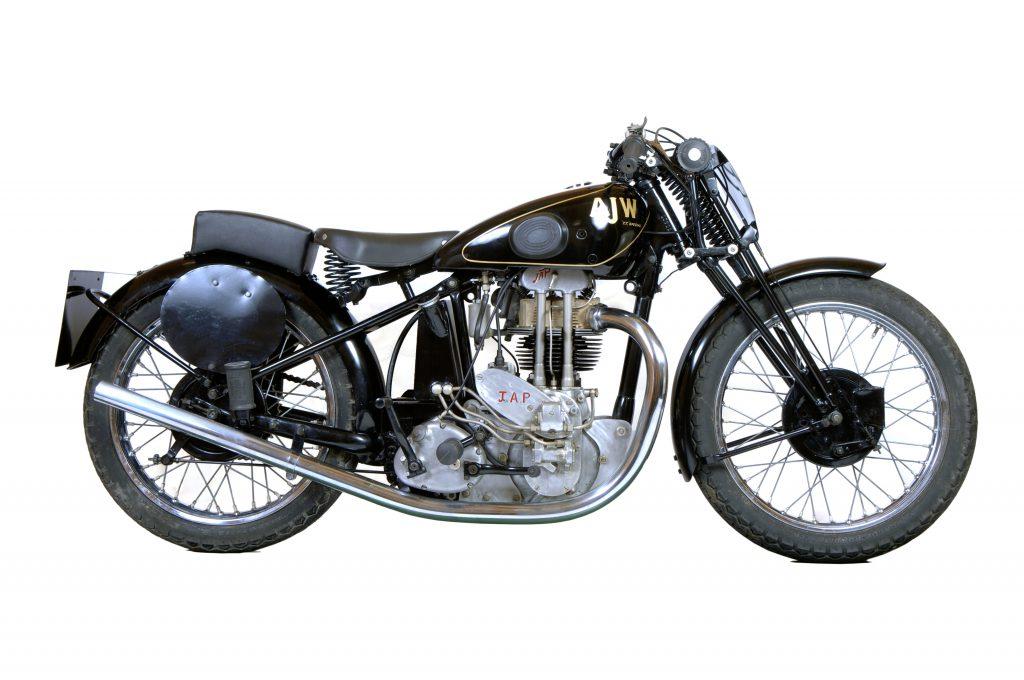 1934 Red Fox racer